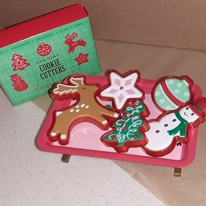 American Girl Maryellen Holiday Cookie Cutters